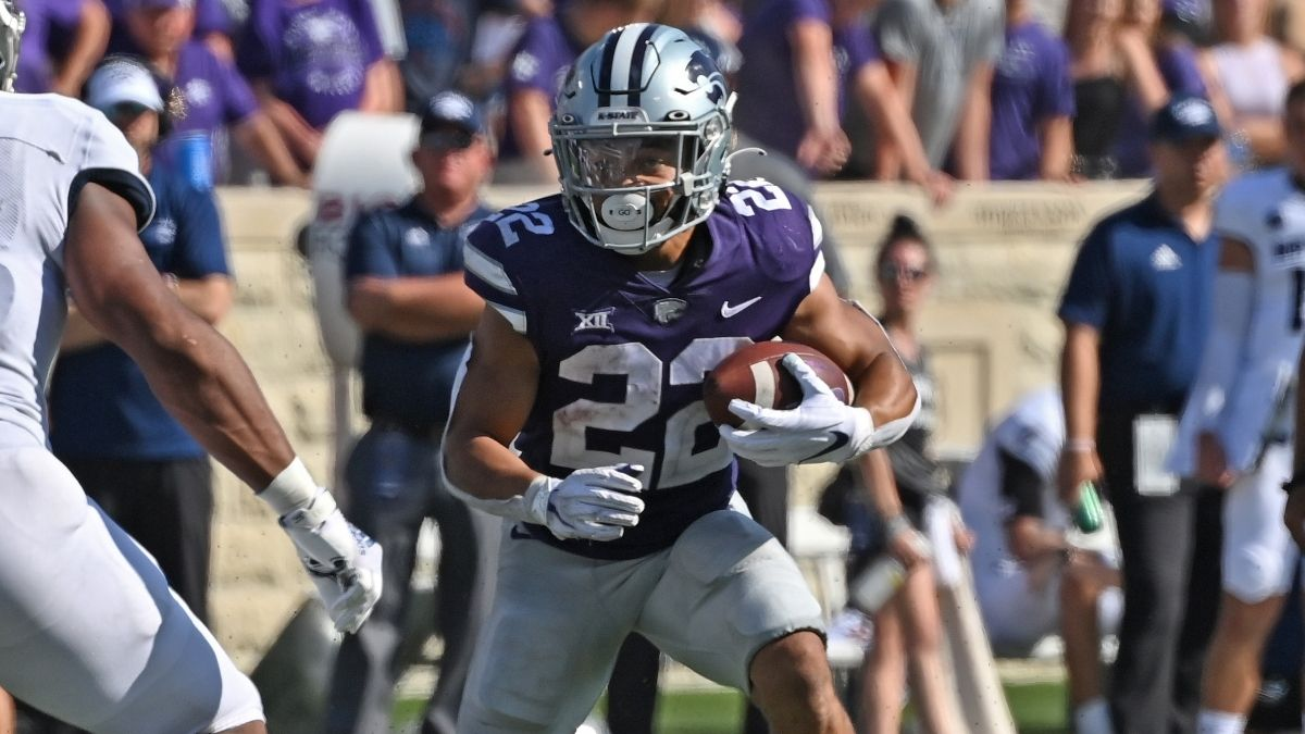College Football Odds, Picks, Predictions for Kansas State vs. Oklahoma State: Will Wildcats continue to roll? article feature image