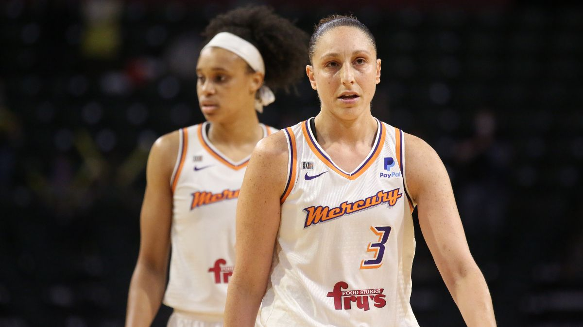 WNBA Playoffs Odds, Picks, Predictions: Sky vs. Sun & Mercury vs. Aces Betting Analysis (Tuesday, September 28) article feature image