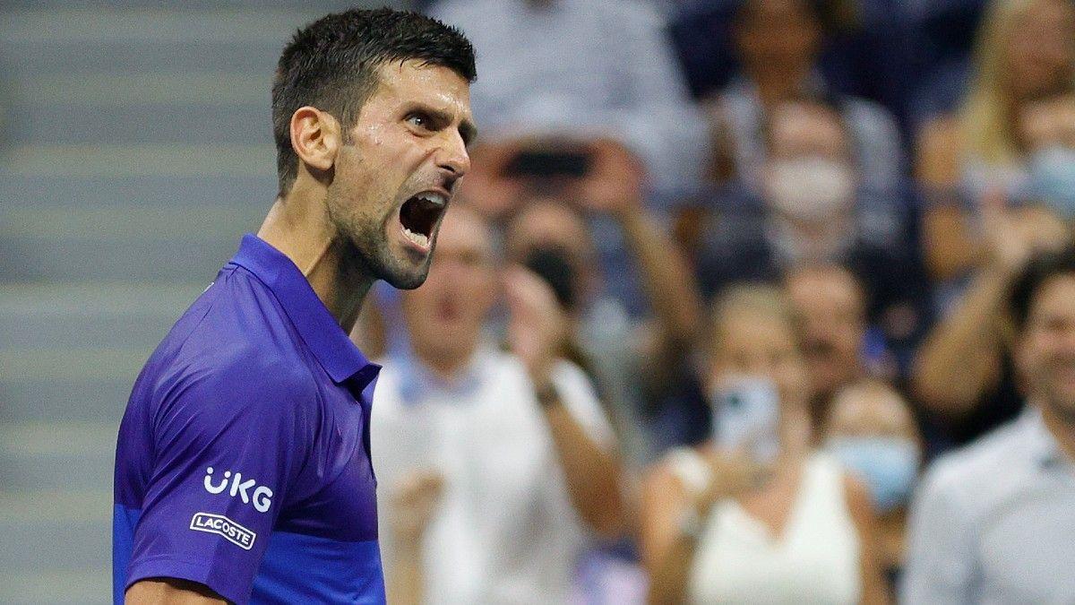 Novak Djokovic vs. Alexander Zverev US Open Semifinal Odds, Pick: Will Djokovic Pass His Biggest Test Yet? article feature image