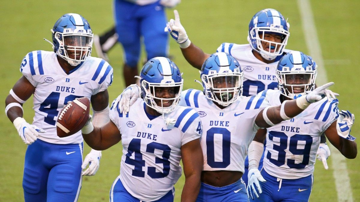 College Football Odds, Pick for North Carolina A&T vs. Duke: Bet the Aggies in Low-Scoring Friday Night Game (Sept. 10) article feature image