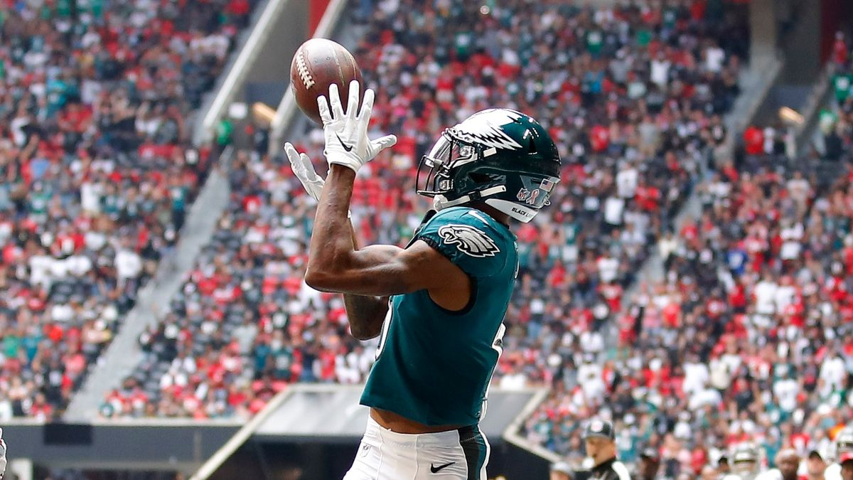 Cowboys-Eagles Promo: Bet $5, Win $150 on Either Team's Moneyline! article feature image