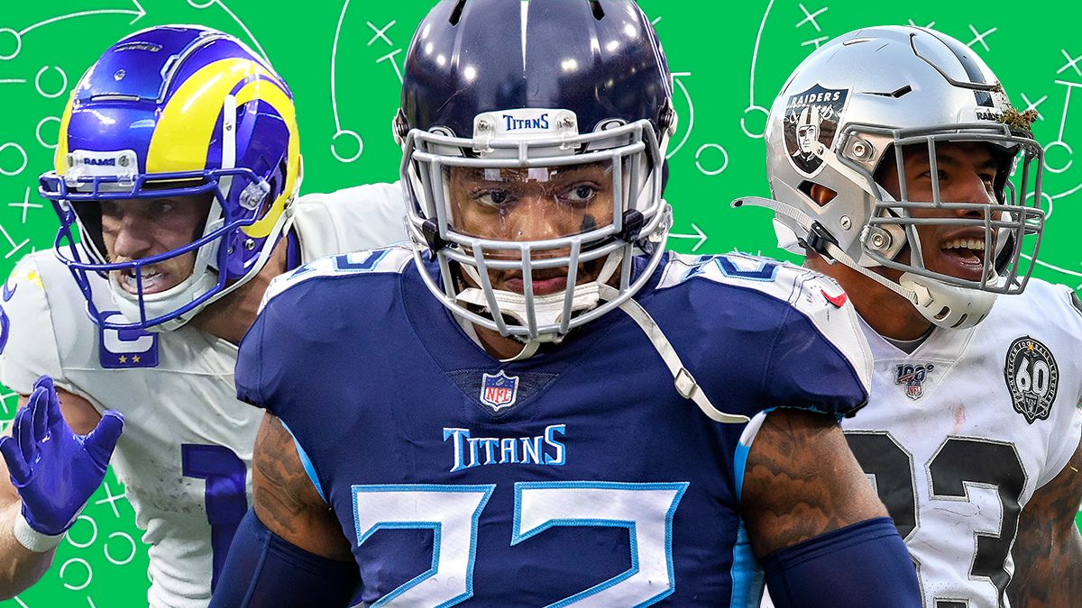 Fantasy Football Rankings & Tiers: Make Week 4 Start/Sit Decisions For QBs, RBs, WRs, TEs, Kickers & Defenses article feature image