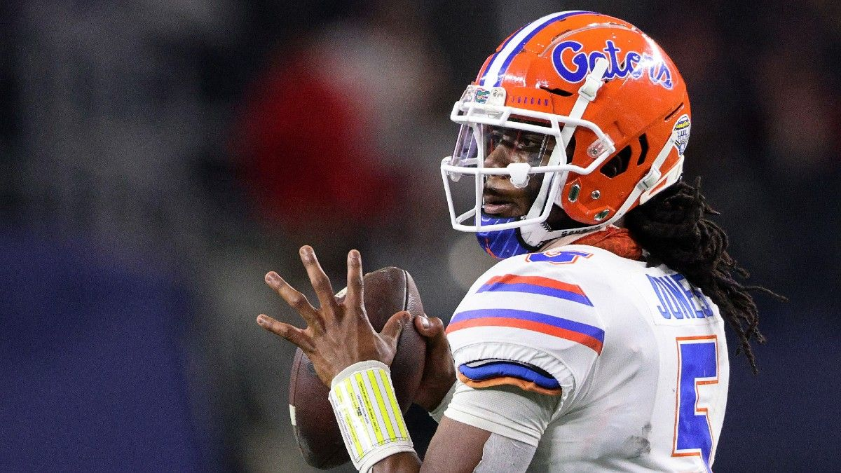 Florida vs. USF Betting Odds & Pick: Can Gators Dominate Week 2's In-State Rival? (Sept. 11) article feature image