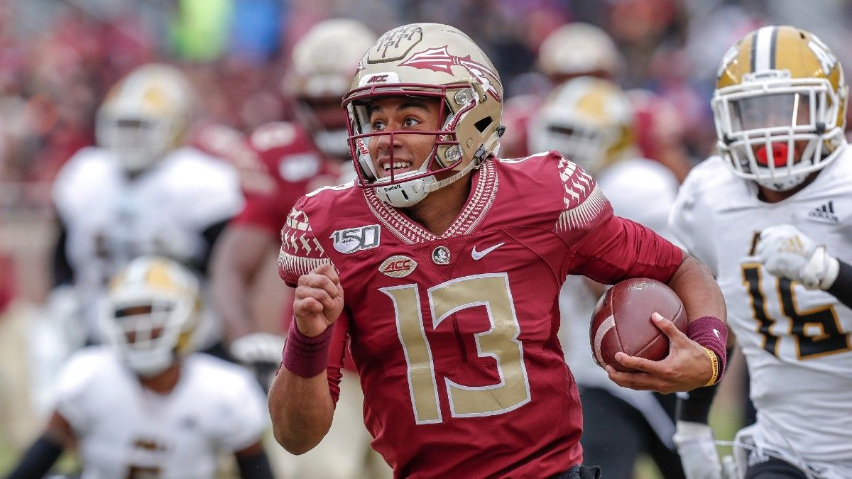 Notre Dame vs. Florida State Odds, Pick & Prediction: Betting Preview for Sunday College Football Game article feature image