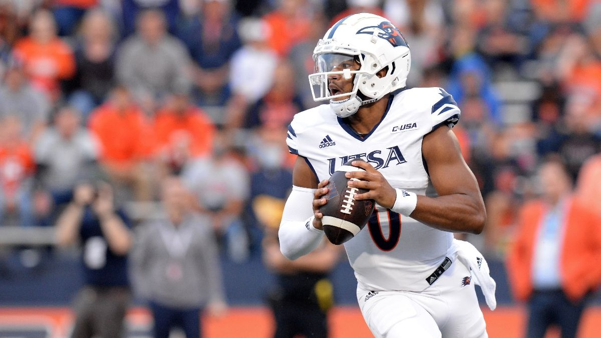 Middle Tennessee vs. UTSA College Football Betting Odds & Pick: Why Not to Bet Roadrunners Against Blue Raiders article feature image