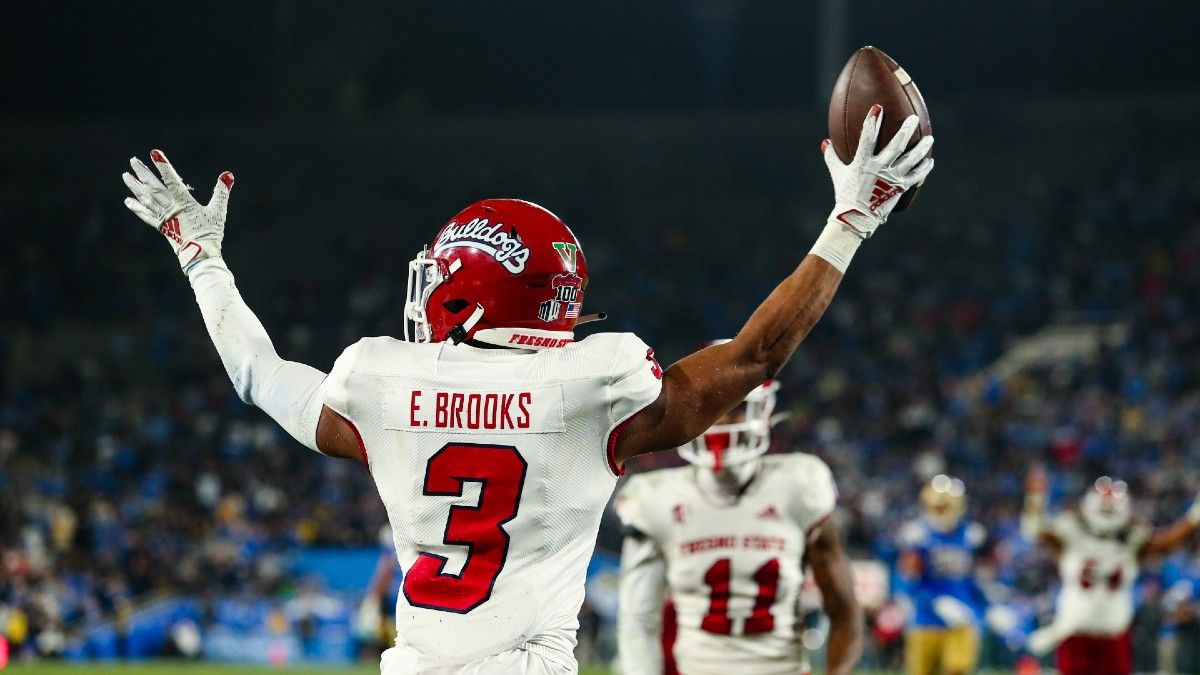 College Football Odds, Picks: Our 4 Top Bets for Friday, Including Wake Forest vs. Virginia, Fresno State vs. UNLV, More (Sept. 24) article feature image