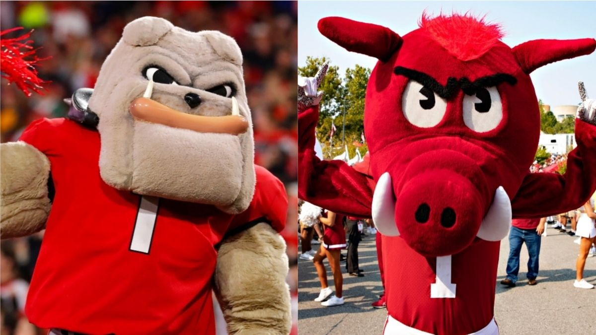 Georgia vs. Arkansas Odds, Promos: Bet $20, Win $205 if Either Team Scores a Point, More! article feature image