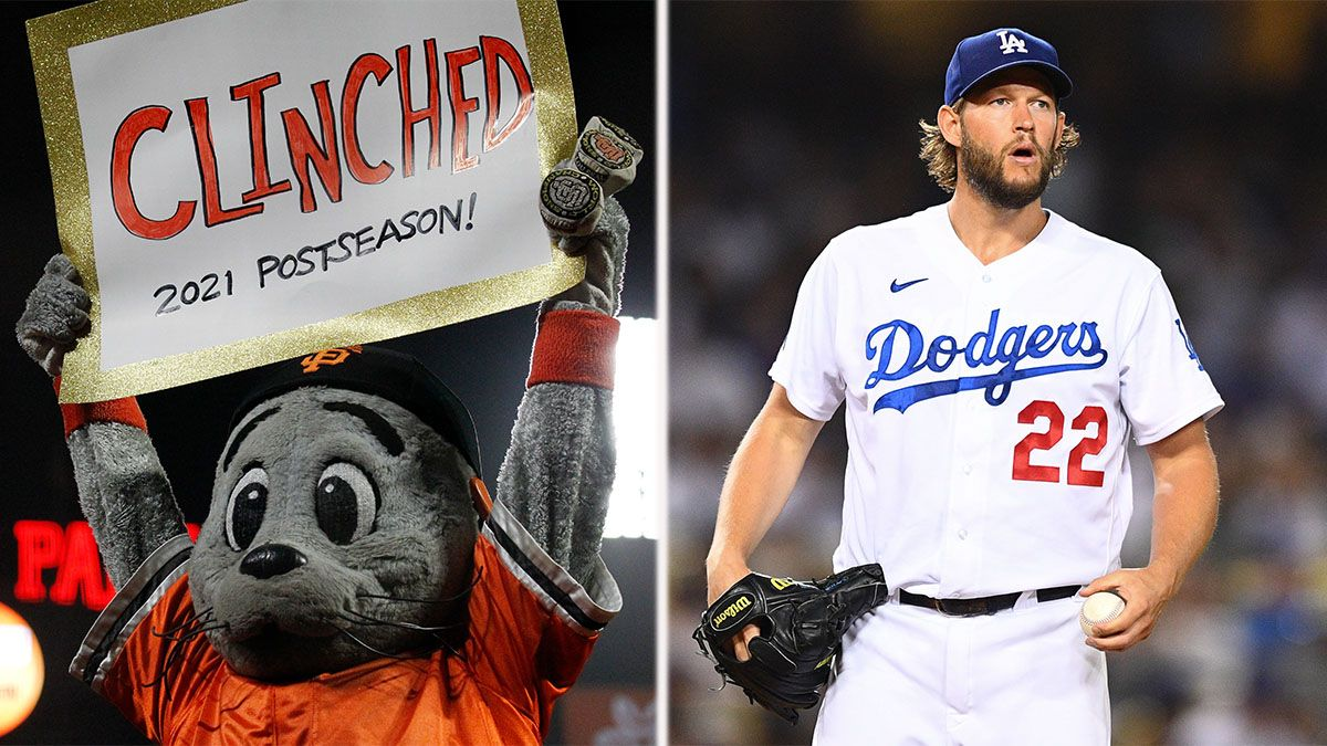 NL West Futures Odds: Giants, Dodgers Only Real MLB Division Race Remaining article feature image