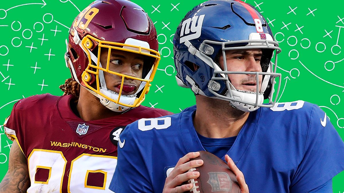 Giants vs. Washington Odds, Picks, Predictions: Bet This Team To Cover the Thursday Night Football Spread article feature image
