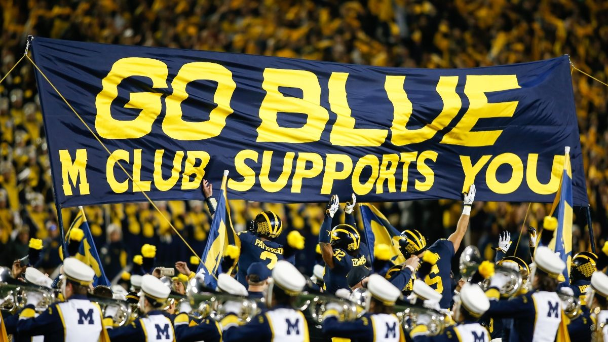 Michigan vs. Rutgers Odds, Promo: Bet the Wolverines at +62.5 (and Rising)! article feature image