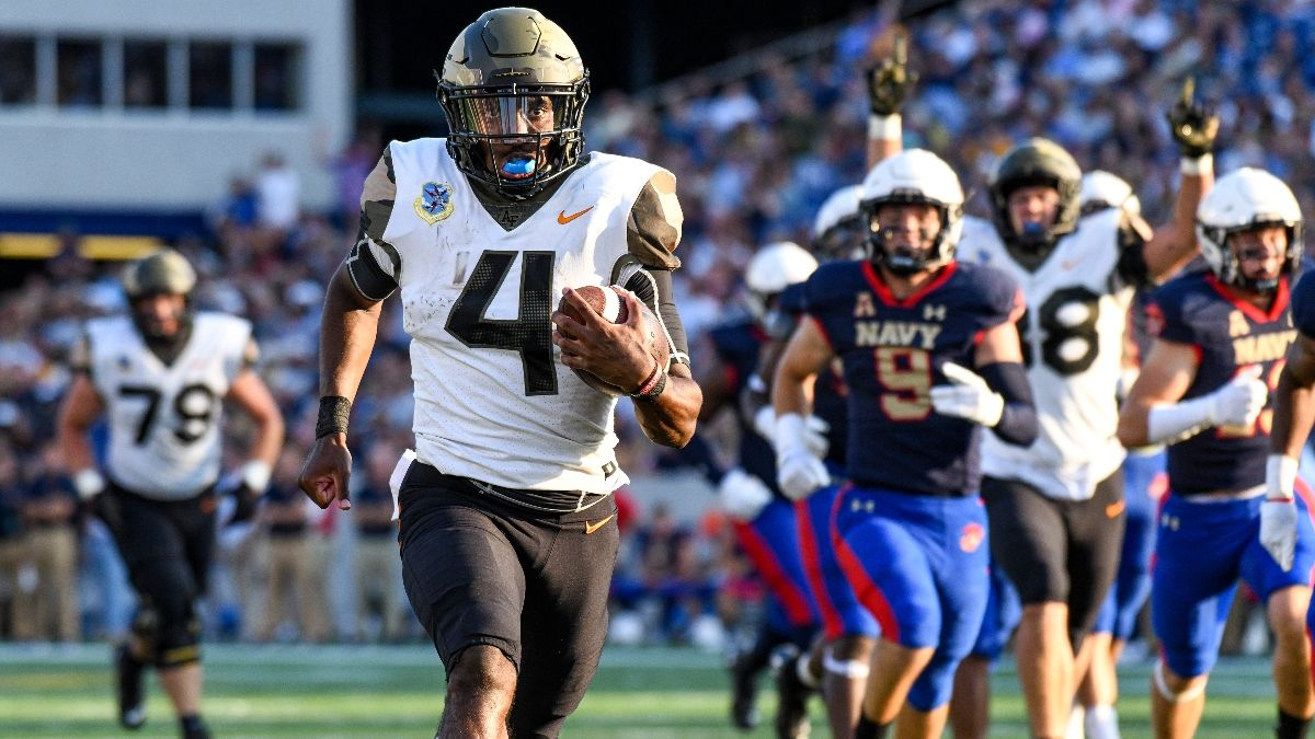 College Football Odds, Picks, Predictions for Florida Atlantic vs. Air Force: Trust The Falcons' Offense article feature image