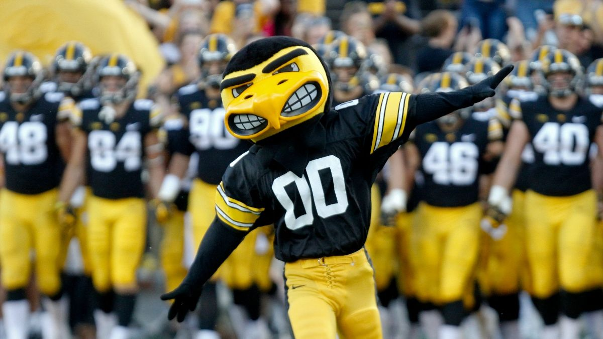 Iowa vs. Maryland Odds, Promos: Bet $20, Win $225 if the Hawkeyes Cover +50, and More! article feature image
