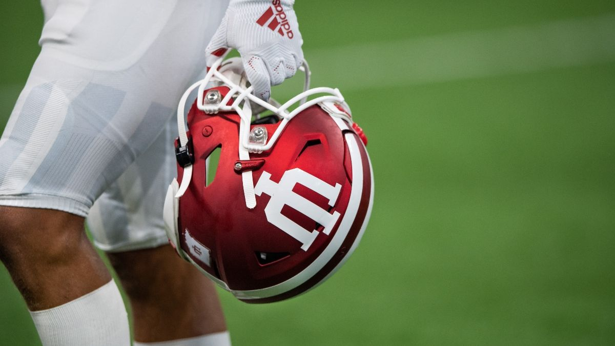 Indiana vs. Ohio State Odds, Promo: Bet $1, Win $100 if the Hoosiers Score a TD! article feature image