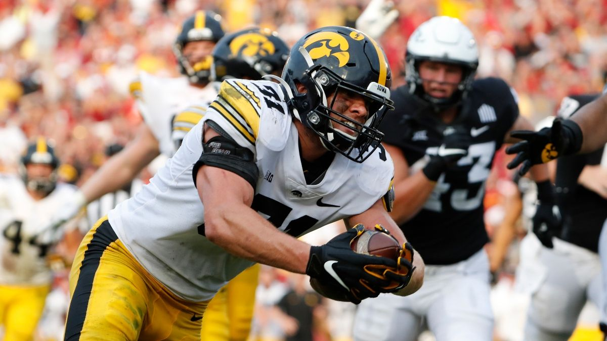 Iowa College Football Promos: Win $205 if the Hawkeyes or Cyclones Score a Touchdown, More! article feature image