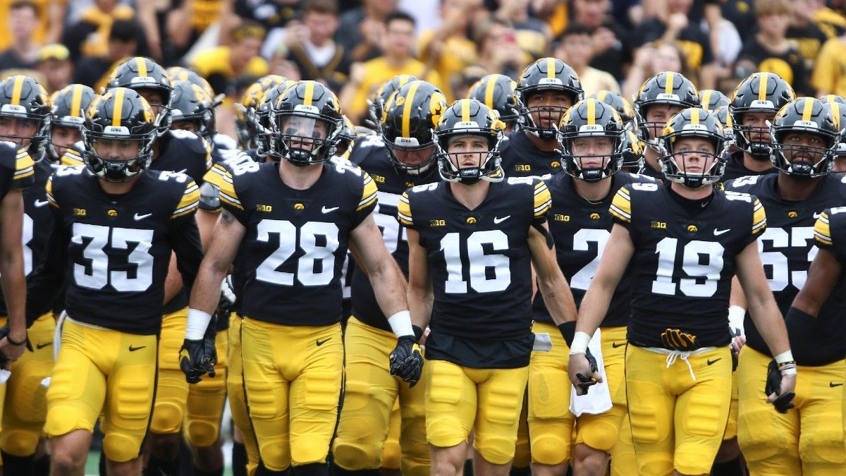 College Football Futures: Why There's Betting Value on Iowa & UCLA Ahead of Week 2 article feature image