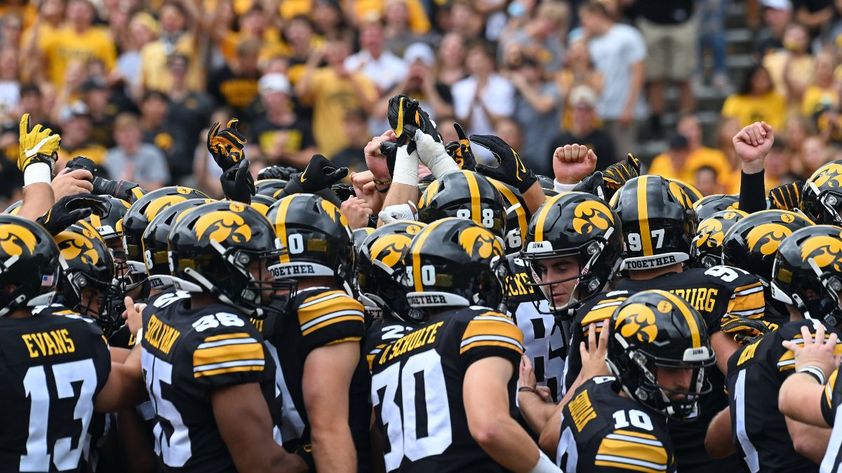 Kent State vs. Iowa Odds, Prediction, Pick: Betting Value on Another Over/Under (September 18) article feature image