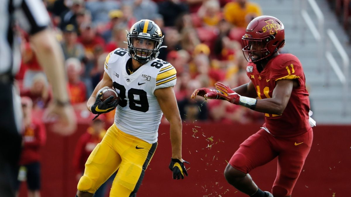 Iowa vs. Iowa State Promo: Bet $20, Win $120 if Either Team Covers +50! article feature image