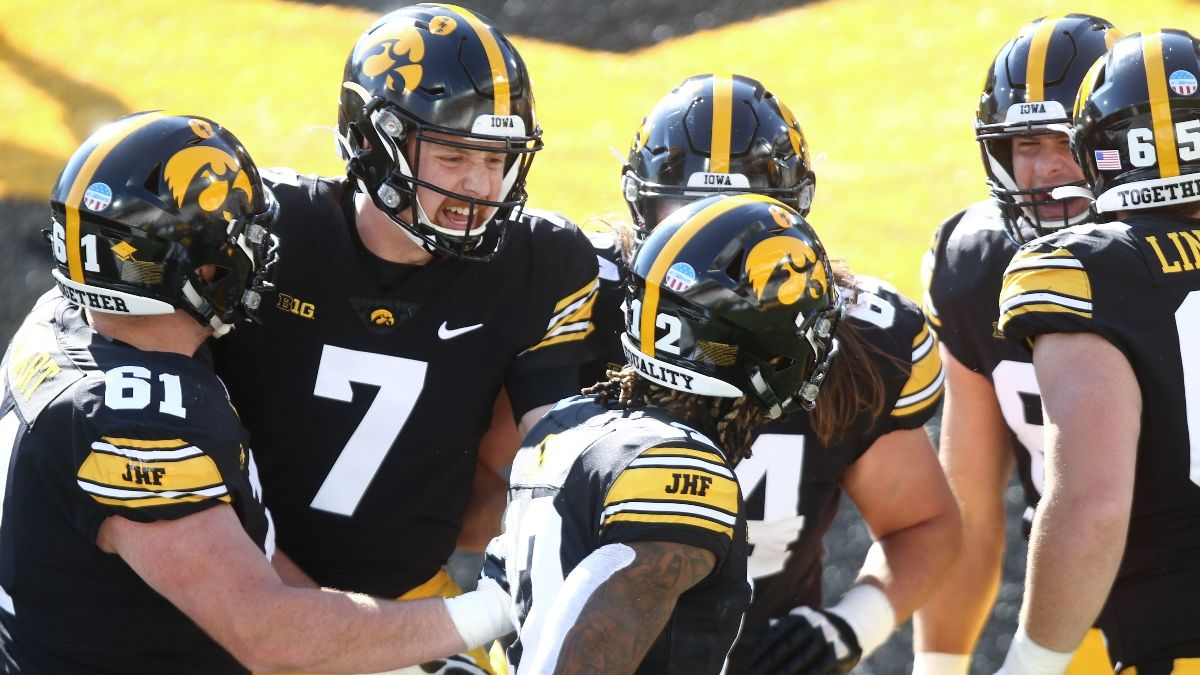 Unibet Is Live in Iowa: Double Your Money if the Hawkeyes Score a Point Saturday! article feature image
