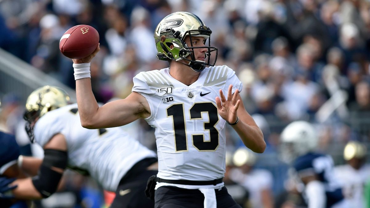 Purdue vs. UConn Odds, Prediction, Pick: Bet Boilermakers to Dominate Huskies in Week 2 College Football Action article feature image