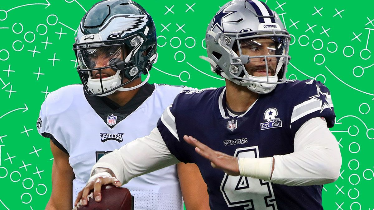 Cowboys vs. Eagles Odds & Predictions: Our Expert's Monday Night Football Spread Pick article feature image