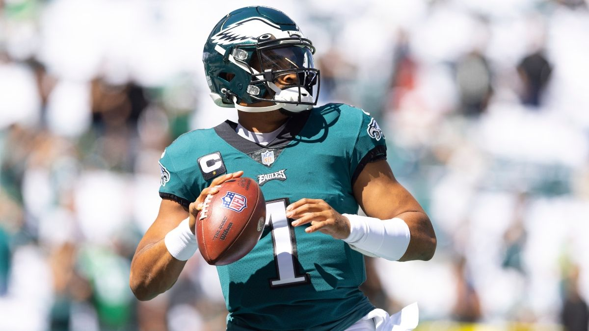 NFL Week 3 Betting Model Predictions: Eagles vs. Cowboys & Packers vs. 49ers Among Top Early Edges article feature image