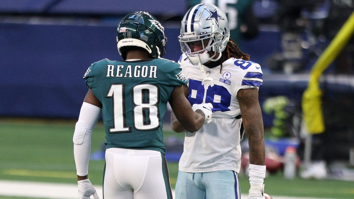 Eagles vs. Cowboys Betting Predictions & Model Picks: How Monday Night Football Odds Have Shifted article feature image