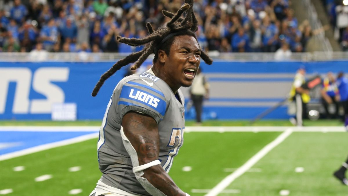 Lions vs. Vikings Odds, Promo: Bet $20, Win $205 if the Lions Score a Point! article feature image
