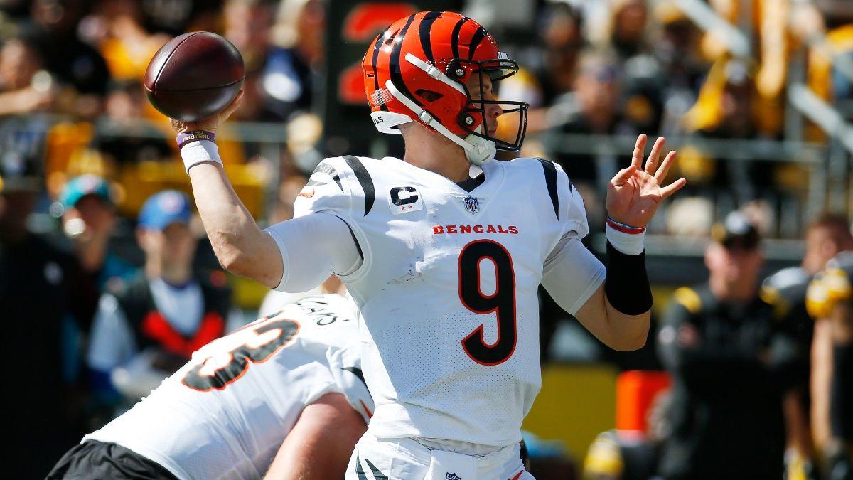 Jaguars vs. Bengals NFL Odds, Betting Trends: Cincinnati a Big Favorite for Thursday Night Football article feature image