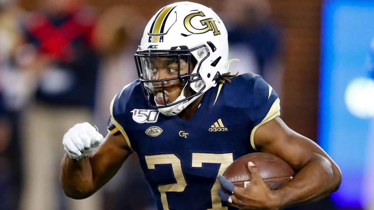 Northern Illinois vs. Georgia Tech Odds, Pick, Prediction: Yellow Jackets Have Value, Even as Big Favorites (Sept. 4) article feature image