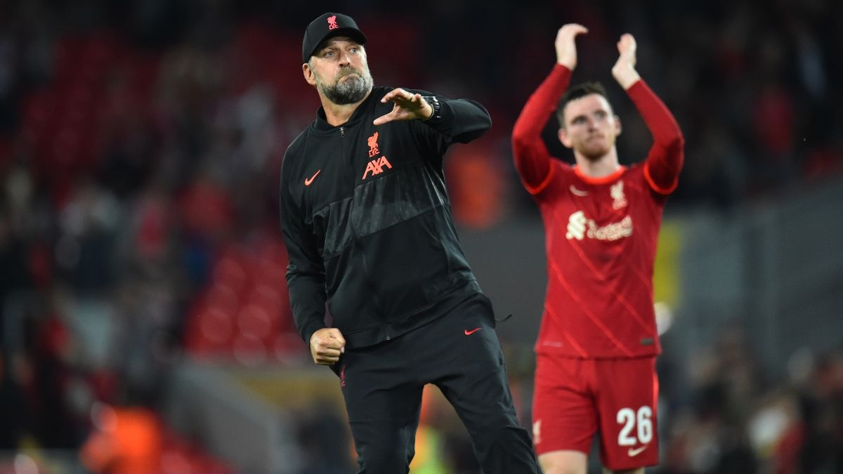 Premier League Deep Dive: Liverpool's Defense Running Hot; Could Leeds Be in Trouble? article feature image