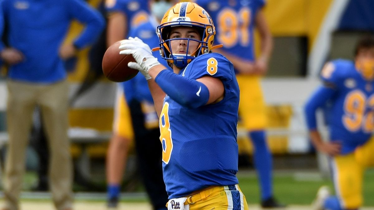 UMass vs. Pitt College Football Odds & Pick: Lowly Minutemen Set for Trouncing (Sept. 4) article feature image