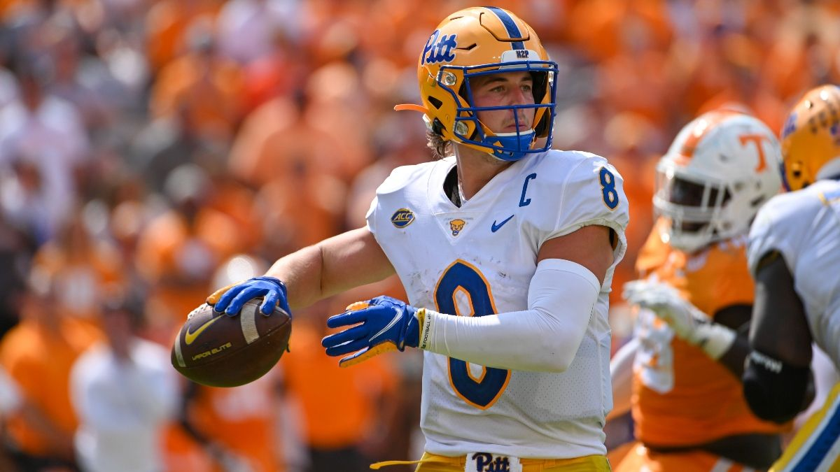 Pitt vs. Georgia Tech Odds, Picks, Predictions: Bet the Under in Saturday's College Football Action (Oct. 2) article feature image
