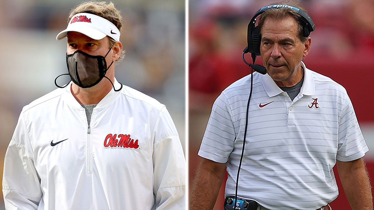 Ole Miss vs. Alabama Odds & Pick for Week 5: Your College Football Betting Guide for This Matchup article feature image