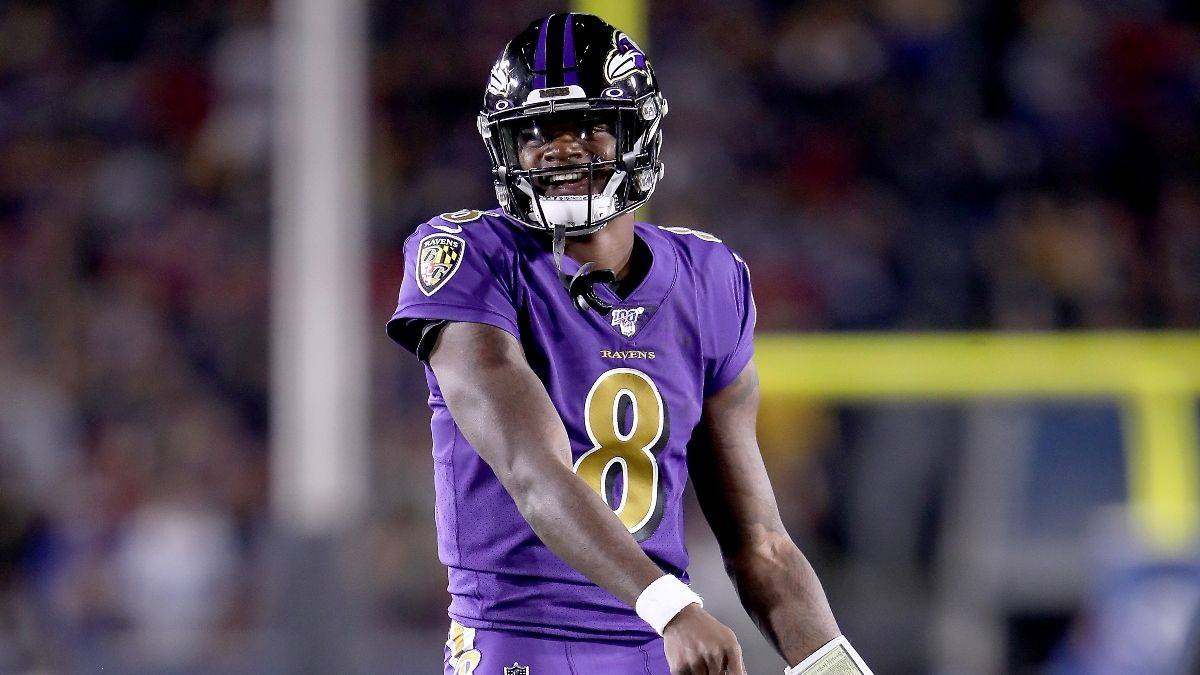 Colts vs. Ravens Odds, Predictions & Picks: 2 Ways to Bet Monday Night Football article feature image