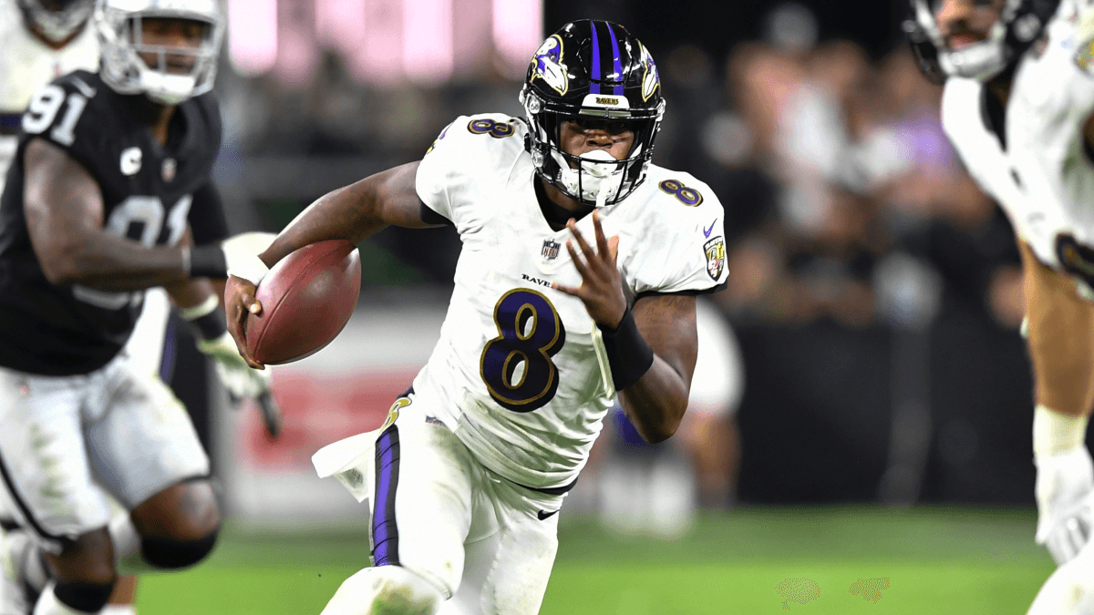 Sunday Night Football Betting Market Report: Books Need Ravens Over Chiefs article feature image