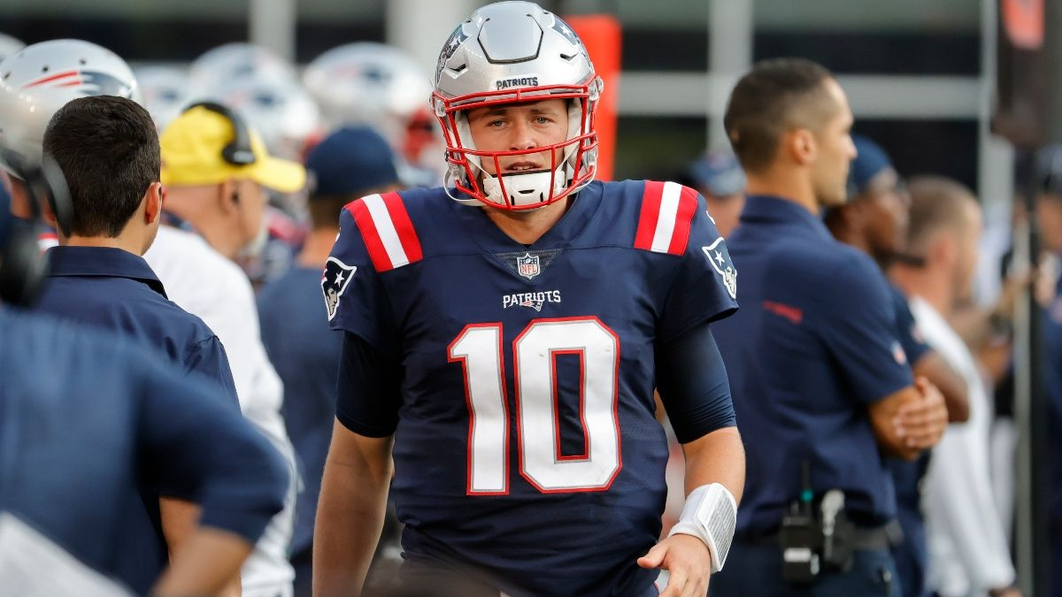 Patriots vs. Jets Odds & NFL Predictions For Week 2: How To Find Betting Value On This Spread article feature image