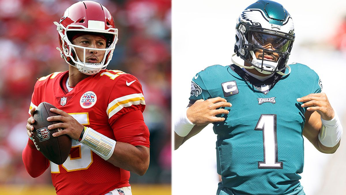 Chiefs vs. Eagles Odds, NFL Picks, Week 4 Predictions: How To Bet Kansas City Despite Cover Struggles article feature image
