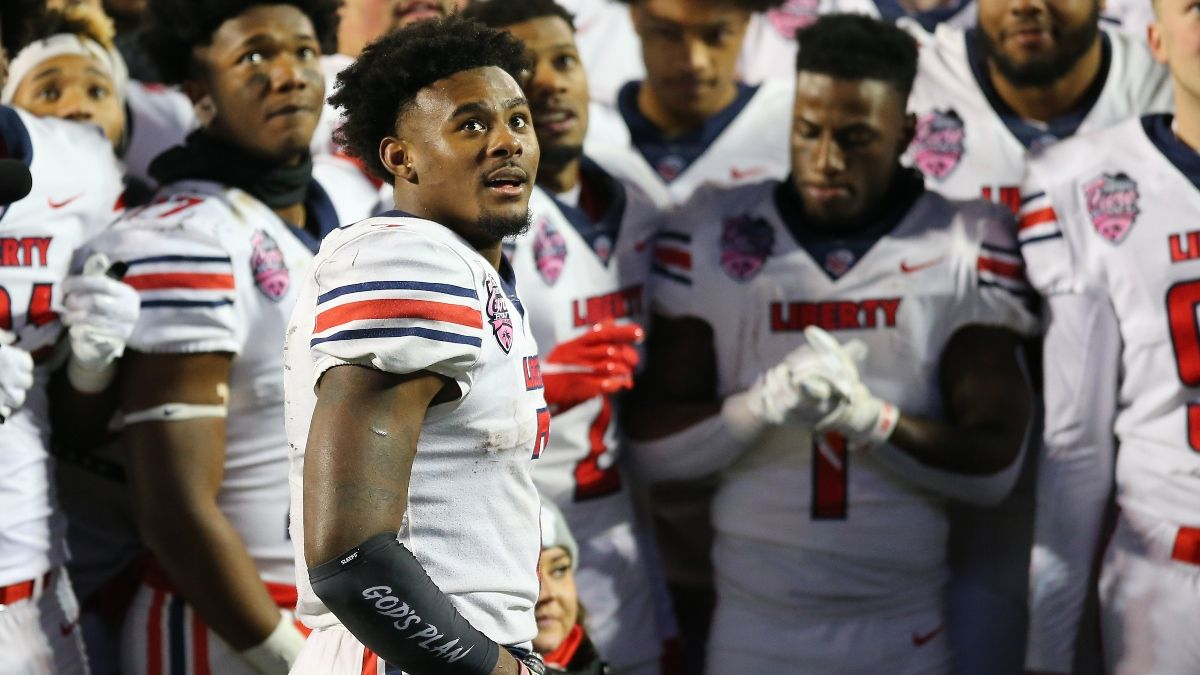 College Football Odds, Prediction, Pick for Old Dominion vs. Liberty: Bet the Flames in Week 3 (September 18) article feature image