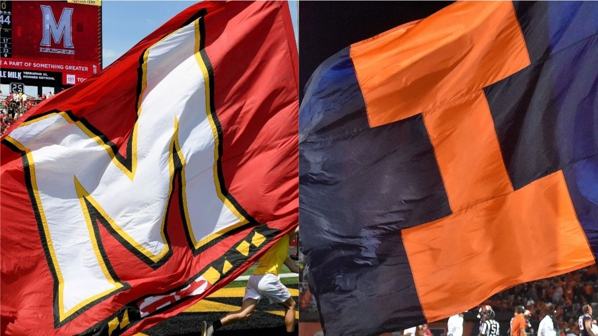 Illinois vs. Maryland Odds, Promo: Bet $10, Win $200 if Either Team Scores a TD! article feature image