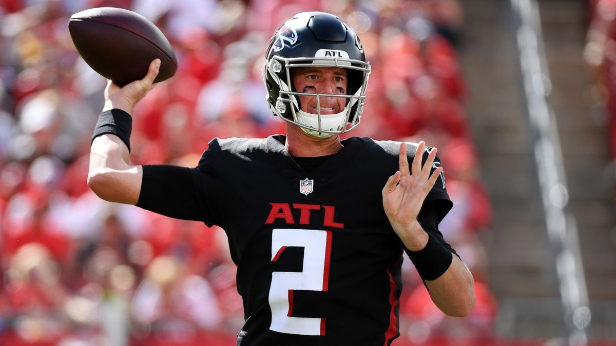 Falcons vs. Giants NFL Prediction, Pick: Sunday's 61% ATS Betting System Attracting Smart Money article feature image