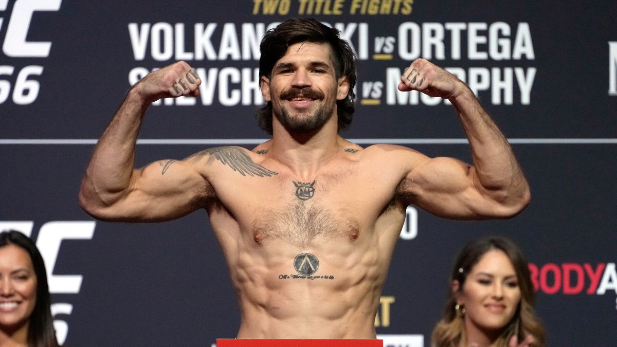 UFC 266 Odds, Pick & Prediction: Matthew Semelsberger vs. Martin Sano (Saturday, September 25) article feature image