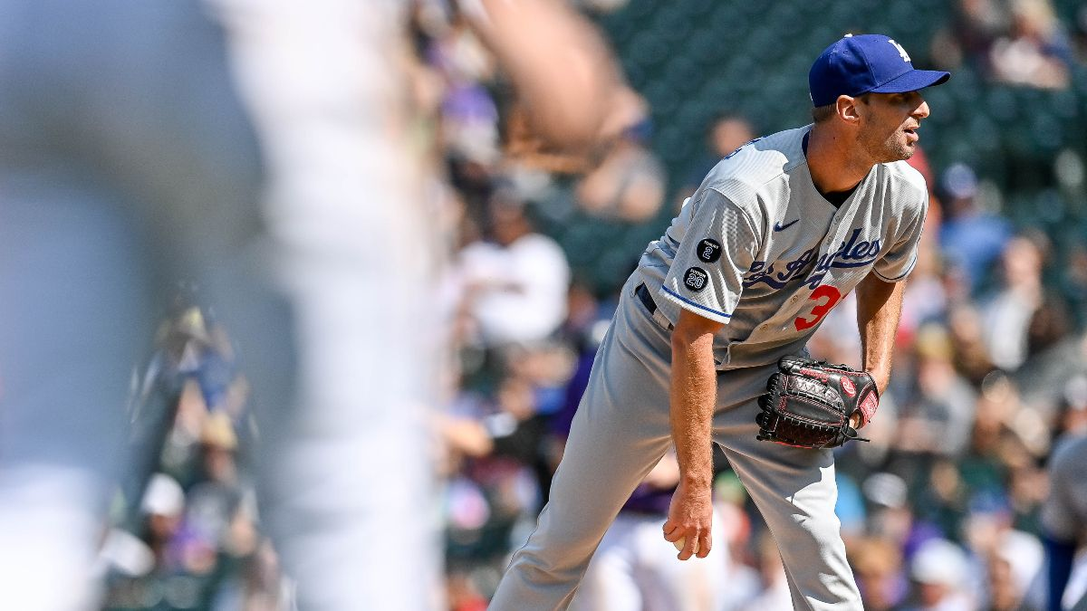 Padres vs. Dodgers Odds & Pick: Why To Ride Max Scherzer To Under (Wednesday, September 29) article feature image