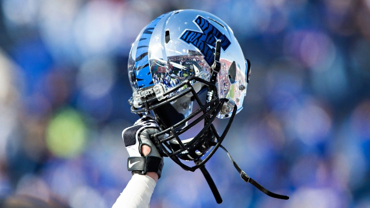 Memphis vs. Navy Odds, Promo: Bet $10, Win $200 if the Tigers Score a TD! article feature image