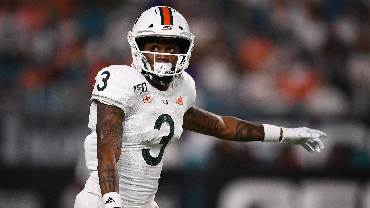 Week 1 Betting Odds, Picks for Alabama vs. Miami: Analytics Recommend Buying Hurricanes Early (Sept. 4) article feature image