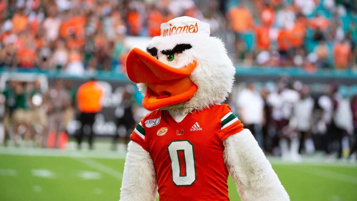 Michigan State vs. Miami Odds, Promo: Bet $20, Win $205 if Either Team Scores a TD! article feature image