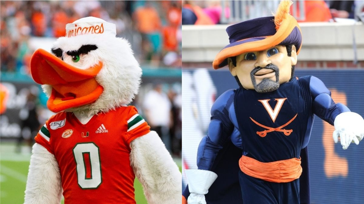 Miami vs. Virginia Promo: Bet $10, Win $200 if Either Team Scores a Touchdown! article feature image