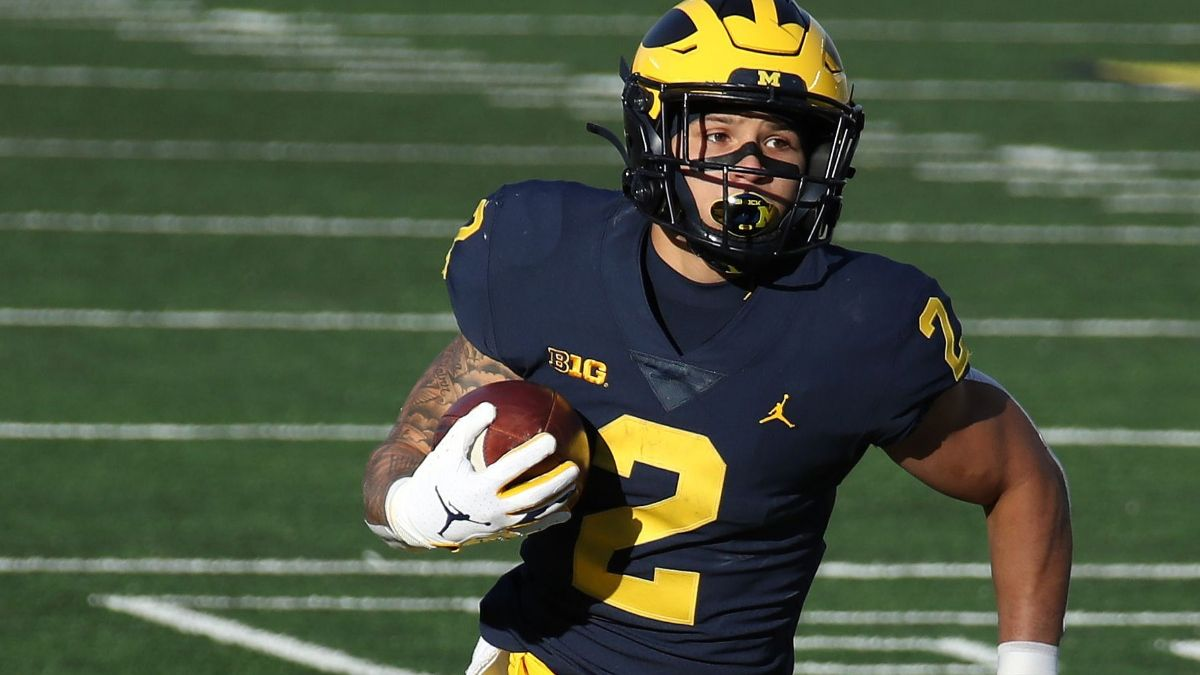 Michigan vs. Western Michigan Odds, Promo: Bet the Wolverines Risk-Free Up to $5,000 article feature image