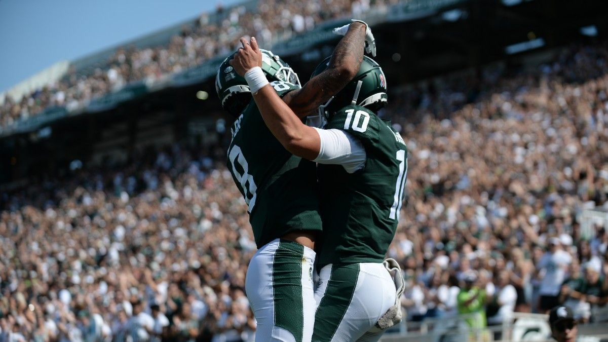 College Football Rankings for Week 4: Brett McMurphy's AP Top 25 Poll Ballot vs. Our Betting Power Ratings article feature image