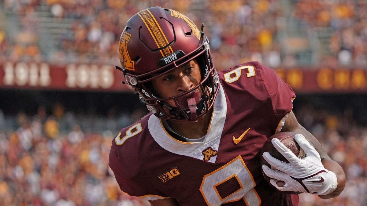 Bowling Green vs. Minnesota Odds, Picks: Betting Value on Saturday's Over/Under (Sept. 25) article feature image