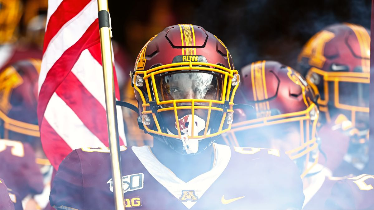 Ohio State vs. Minnesota College Football Betting Preview: Odds, Picks & Predictions for Thursday's Week 1 Big Ten Showdown (Sept. 2) article feature image